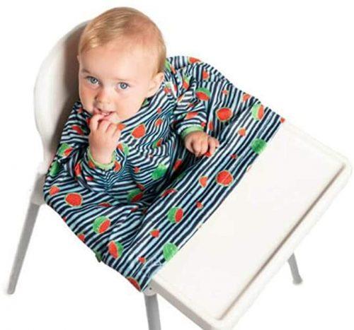 Bibado high chair cover all bibs